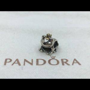 Pandora Original Frog Prince